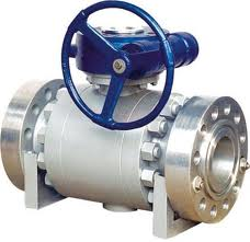 BALL VALVE A216 WCB / CARBON STEEL DAN STAINLESS STEEL