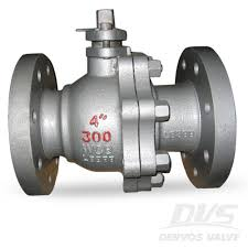 Ball Valve Class 300 Carbon Steel A216 Wcb