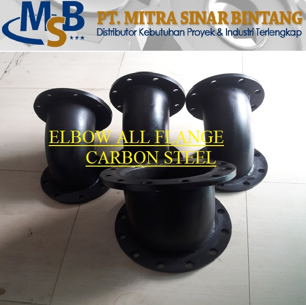 Elbow All Flange Carbon Steel