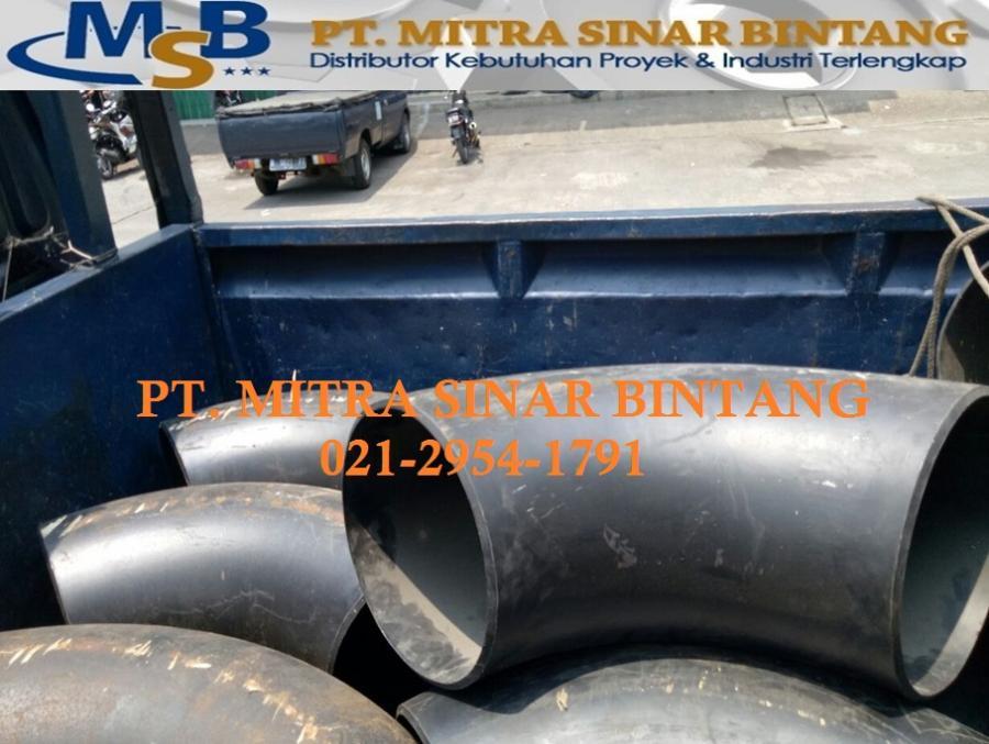 Jual Elbow 90 Deg Carbon Steel A234 WPB