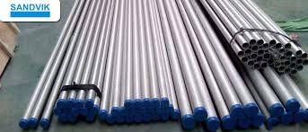 Pipe Tubing A269 TP 316L SANDVIK