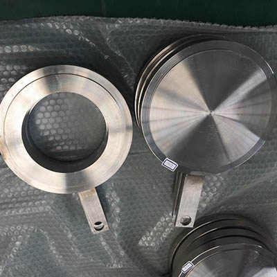 Spactacle Blind Flange RF SS304L
