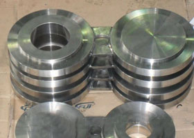 Spactacle Blind Flange Ss Astm A182 F304L